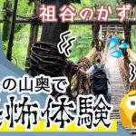日本の三大秘境の一つ「祖谷(いや)のかずら橋」で絶景+スリル体験