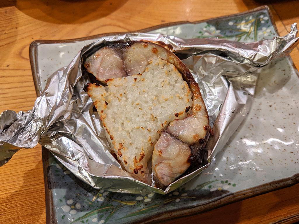 焼きサバ姿寿司