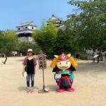 リフトに乗って行く!現存12天守のうちのひとつ「松山城」