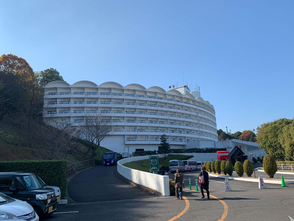ホテルレオマの森