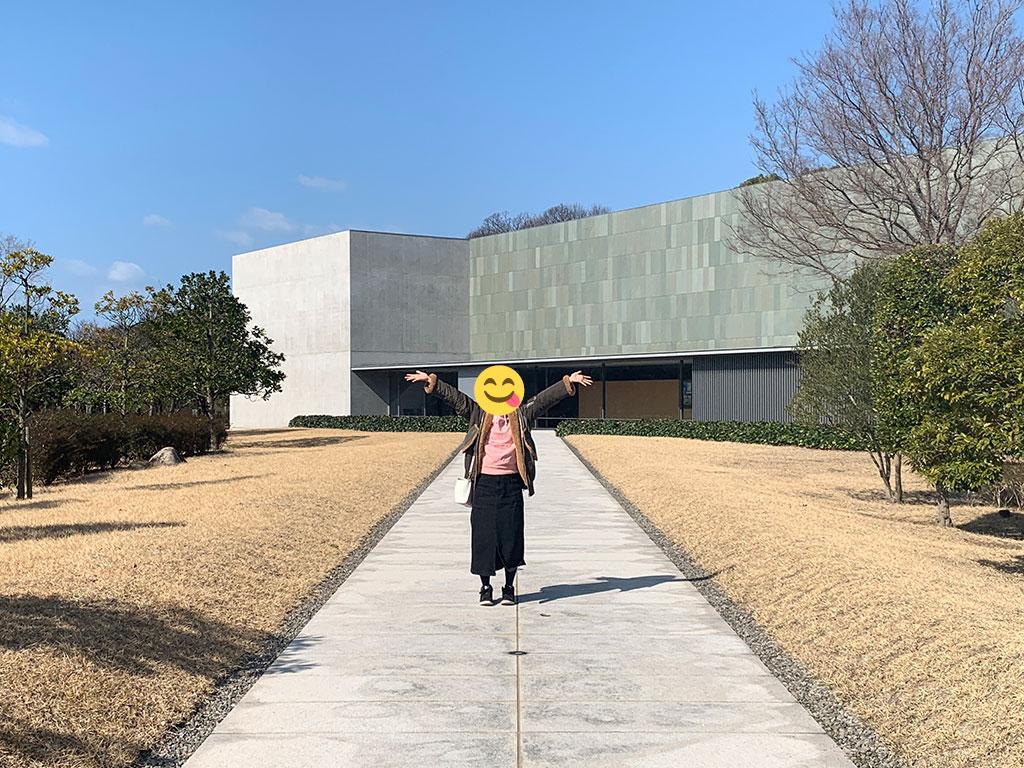 香川県立東山魁夷せとうち美術館(坂出市)