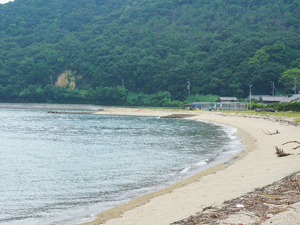 泊海水浴場01
